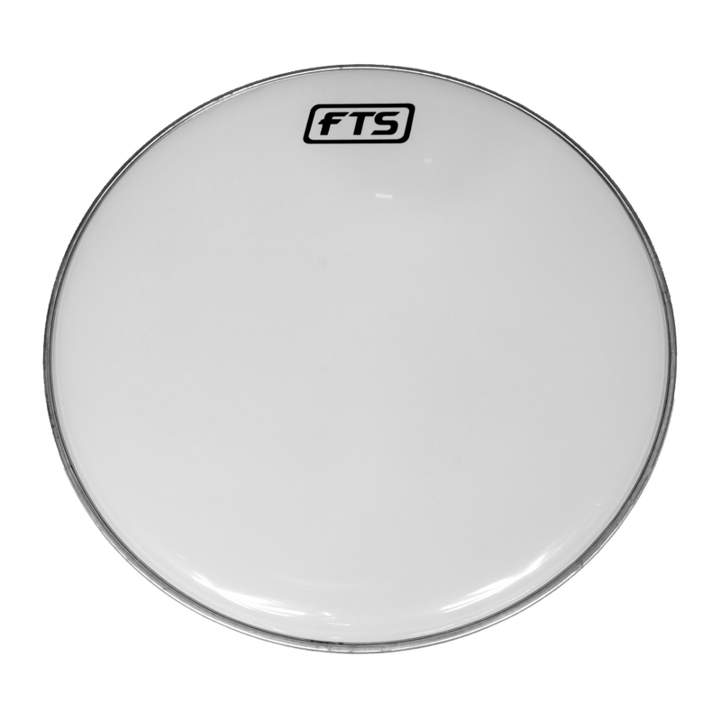 "FTS 12"" White Drum Head - fastrak-sa (2026946134083)"