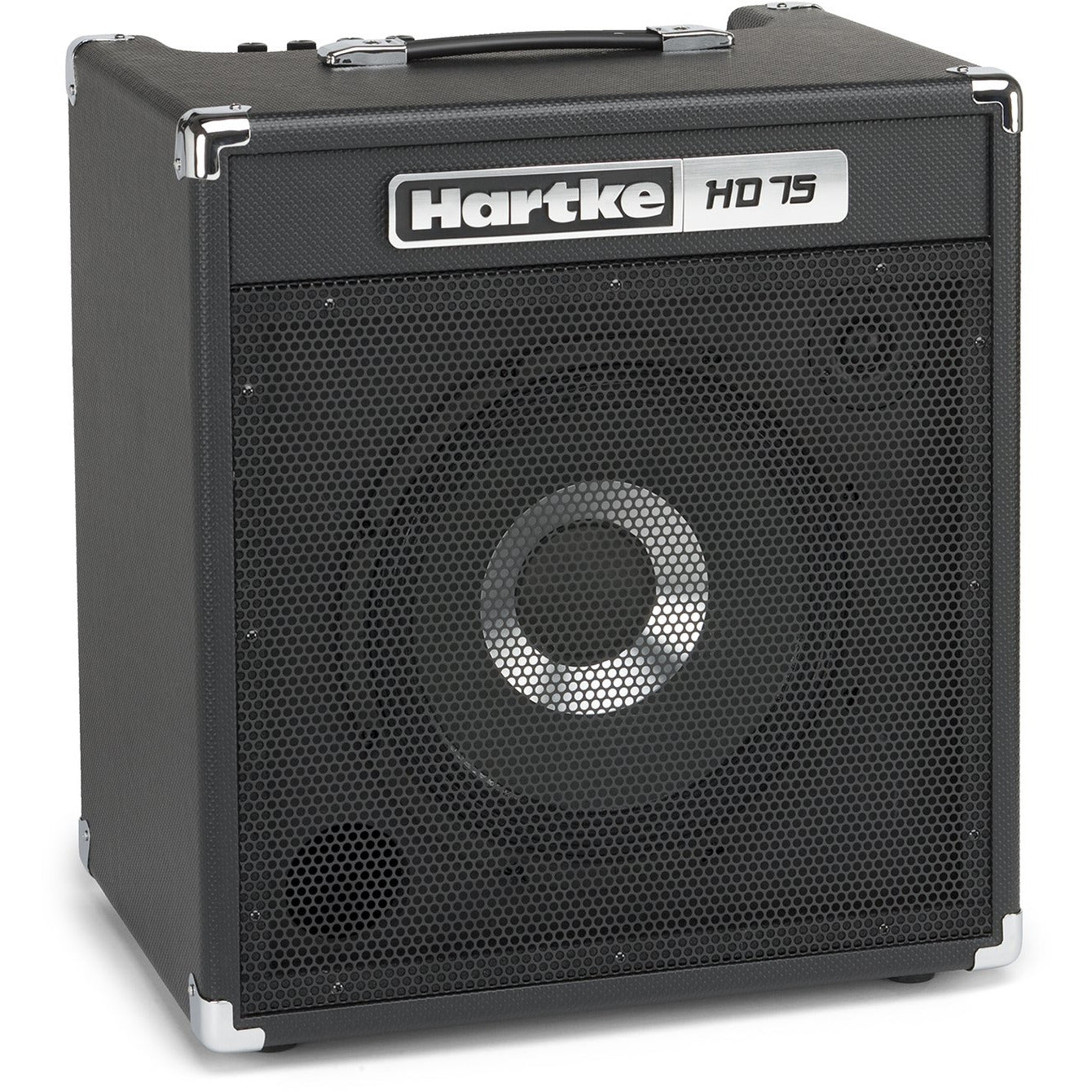 "Hartke HD75 75 watts,12"" HyDrive paper and aluminum cone driver"