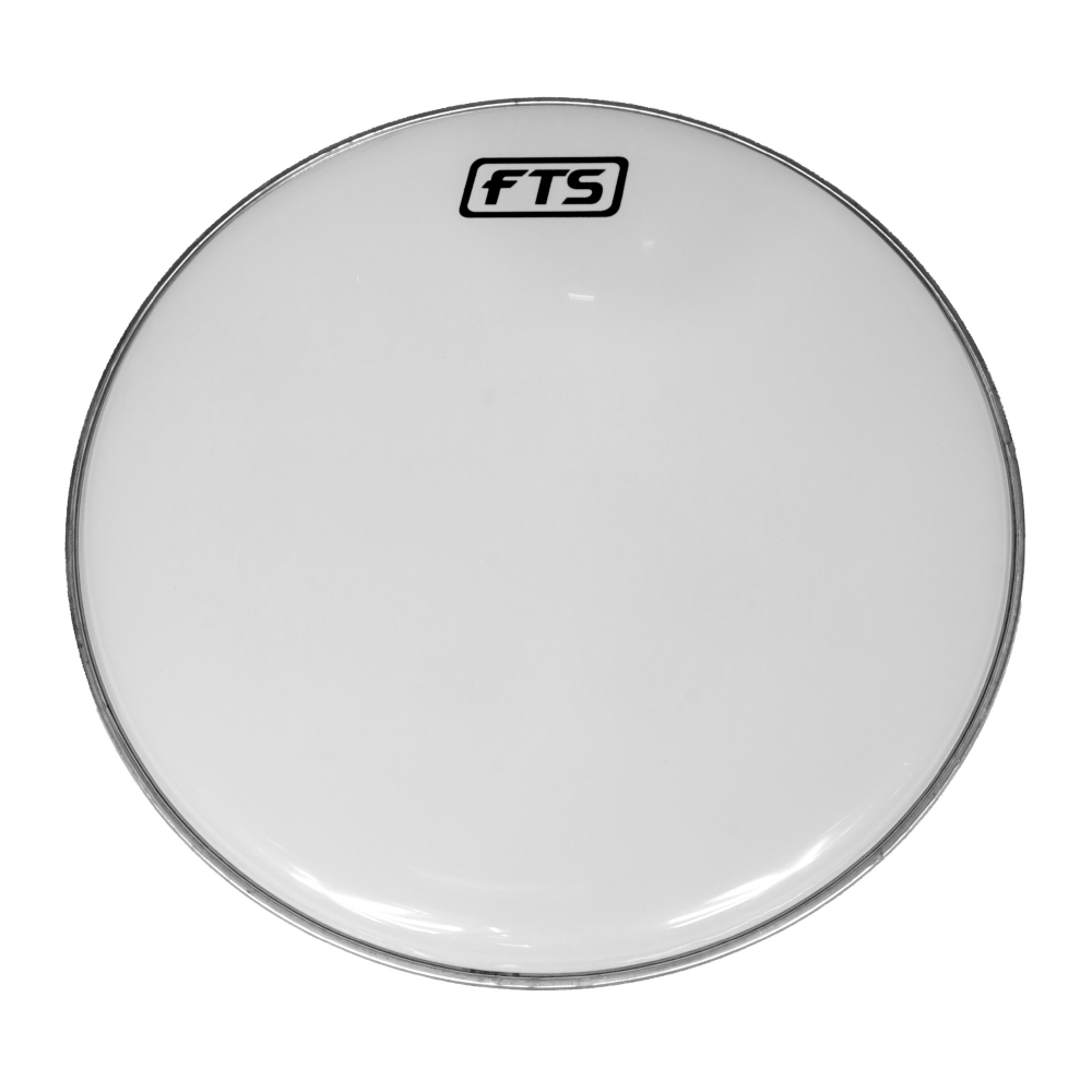 "FTS 13"" White Drum Head 0.25mm"