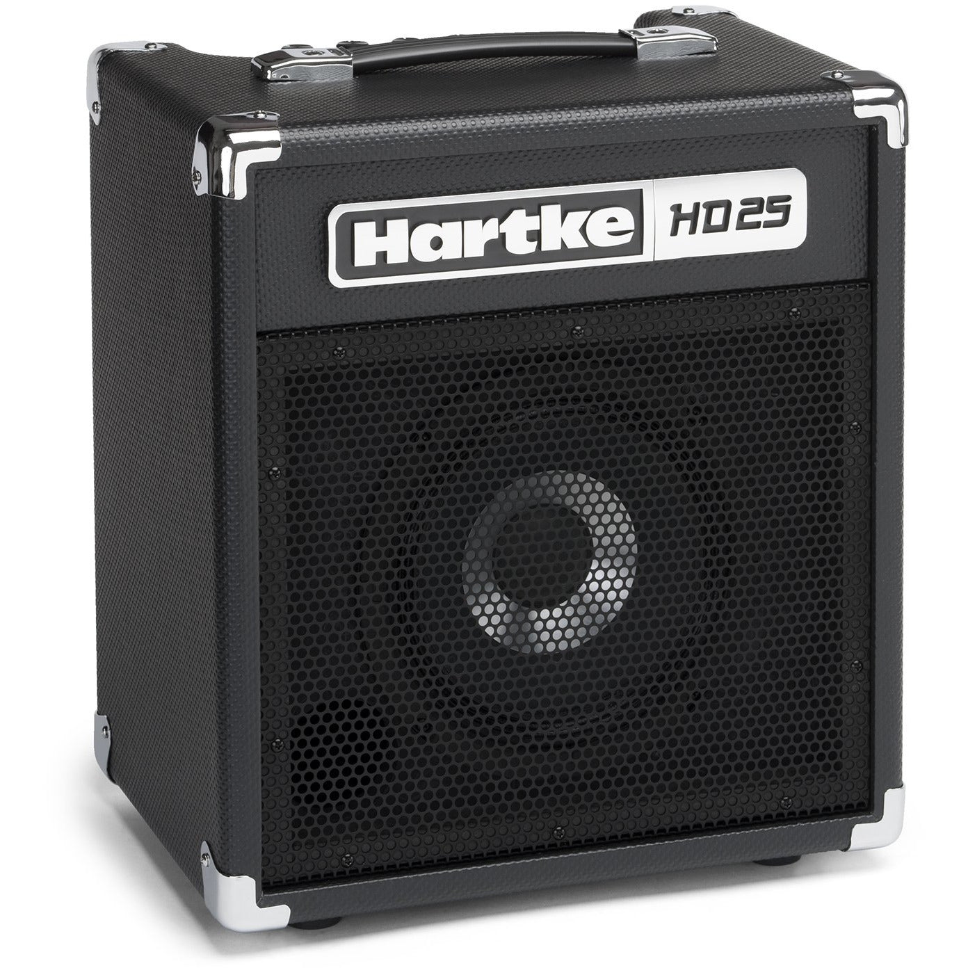"Hartke HD25 25 watts,8"" HyDrive paper and aluminum cone driver"