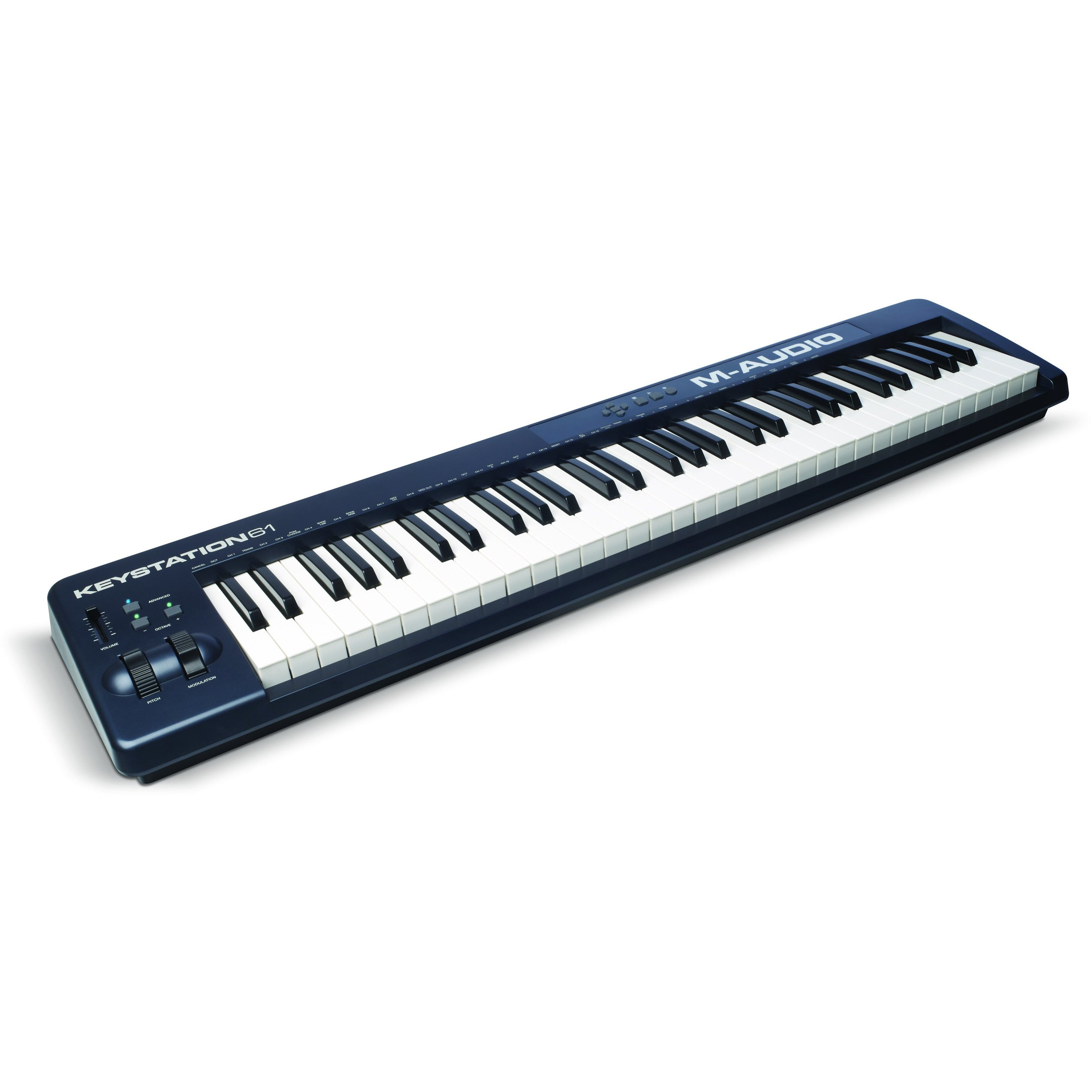 M-Audio Keystation 61ES  61Key Usb Controller