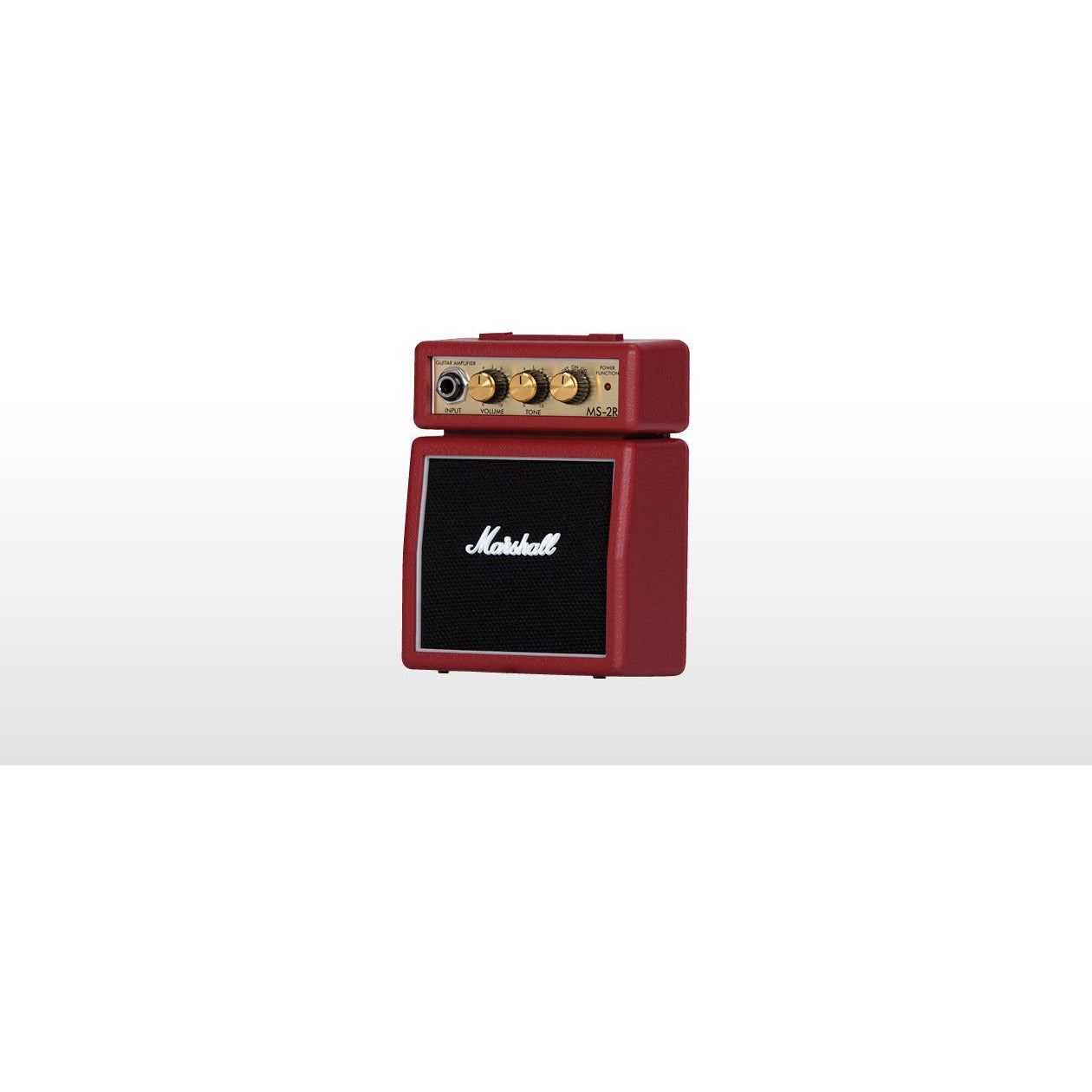 Marshall  MS2R MICRO AMP RED