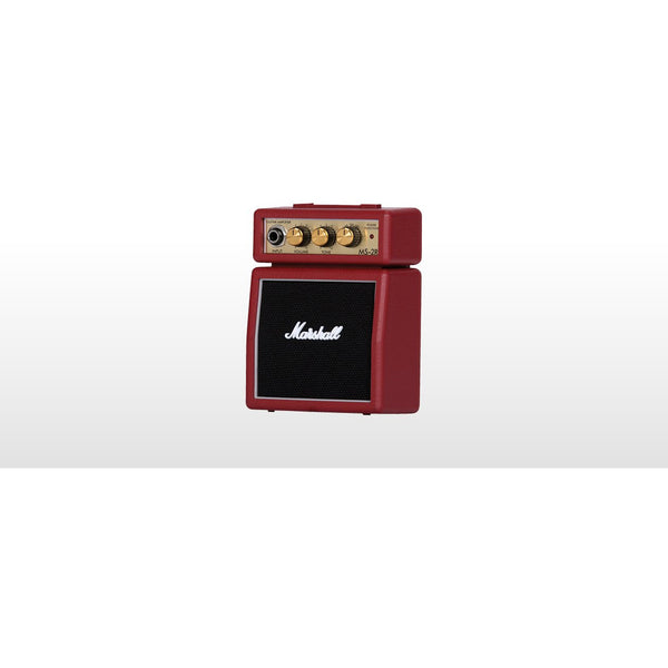 Marshall  MS2R MICRO AMP RED (4173626802243)