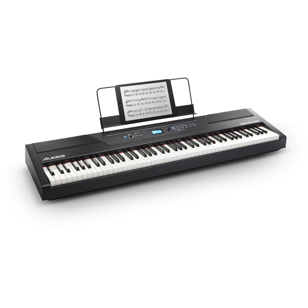 Alesis Recital PRO 88-Key Digital Piano with Full-Sized Hammer-Action Keys