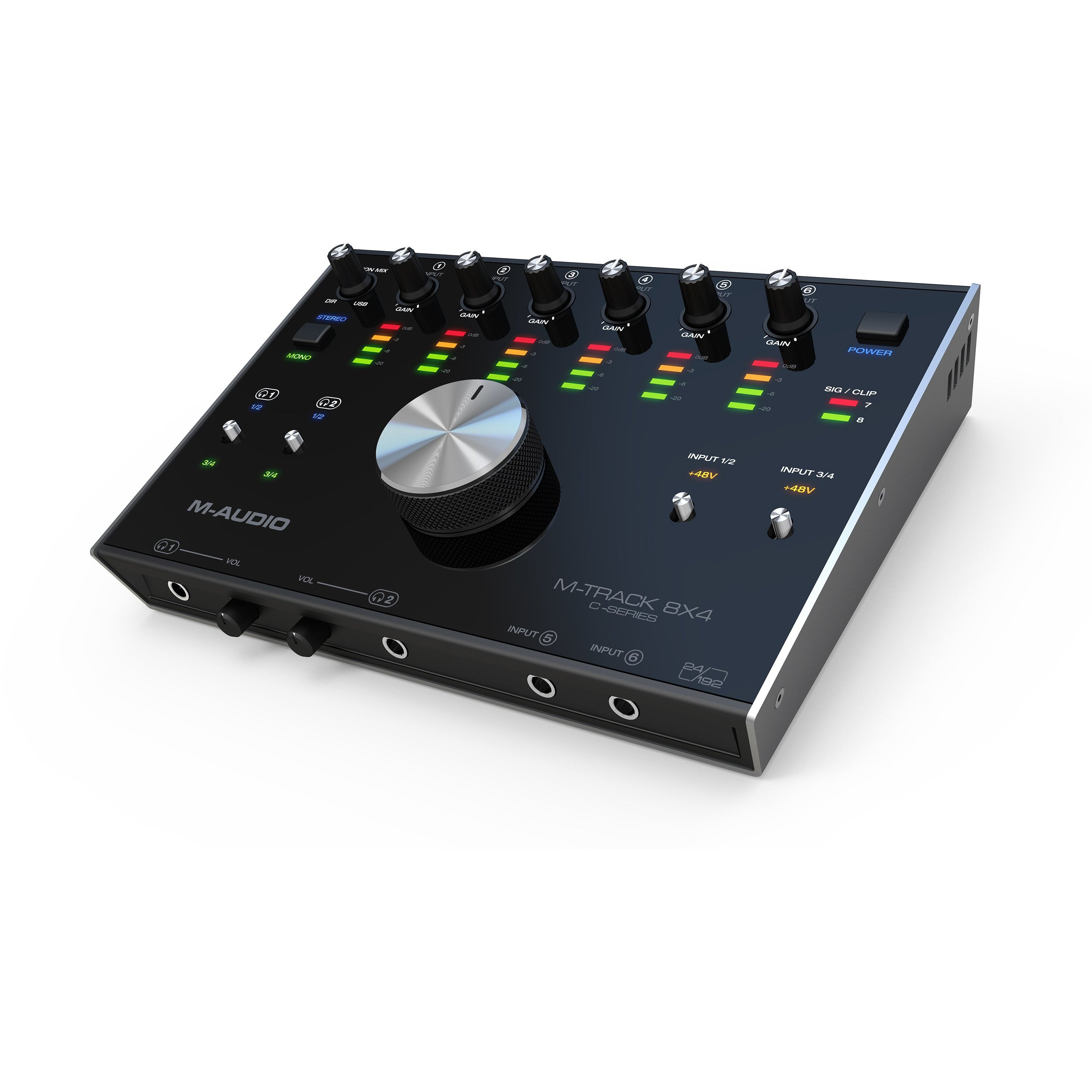 M-Audio M-Track 8X4M USB Audio interface