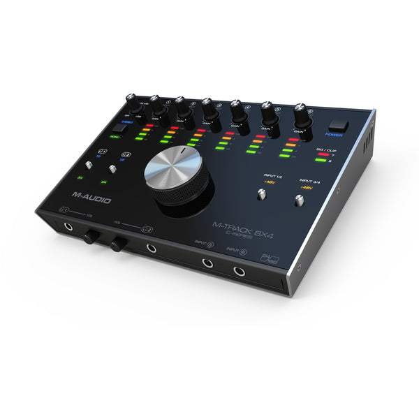 M-Audio M-Track 8X4M USB Audio interface,fastrak-sa.