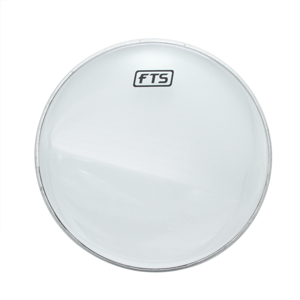 FTS 12  Clear Drum Head 0.25mm (4173641482307)