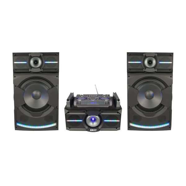 FTS-Home Theatre 2.0 Ch Component HT System