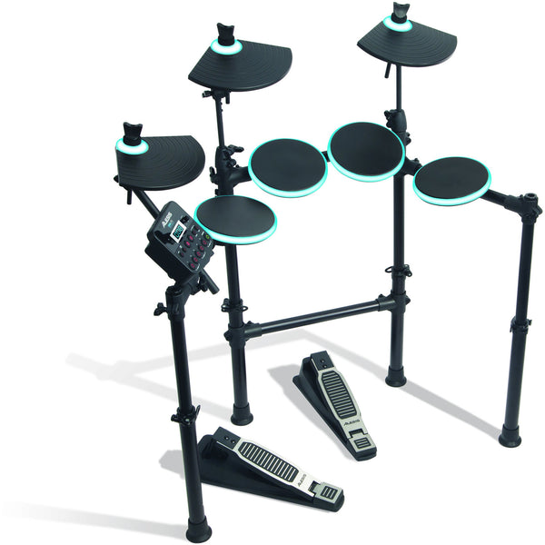 Alesis-DM LITE KIT Portable Drum Kit with Folding Rack (4490905190467)