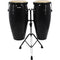 "Mason Conga set 10"" and 11 Black"