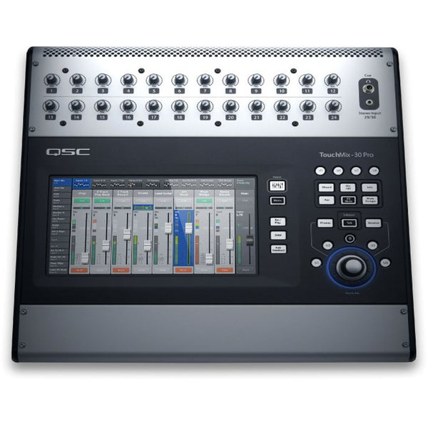 QSC TouchMix-30 Pro 30Channel Digital Mixer