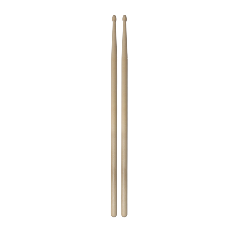 FTS 7A Maple Wood Drumsticks - fastrak-sa