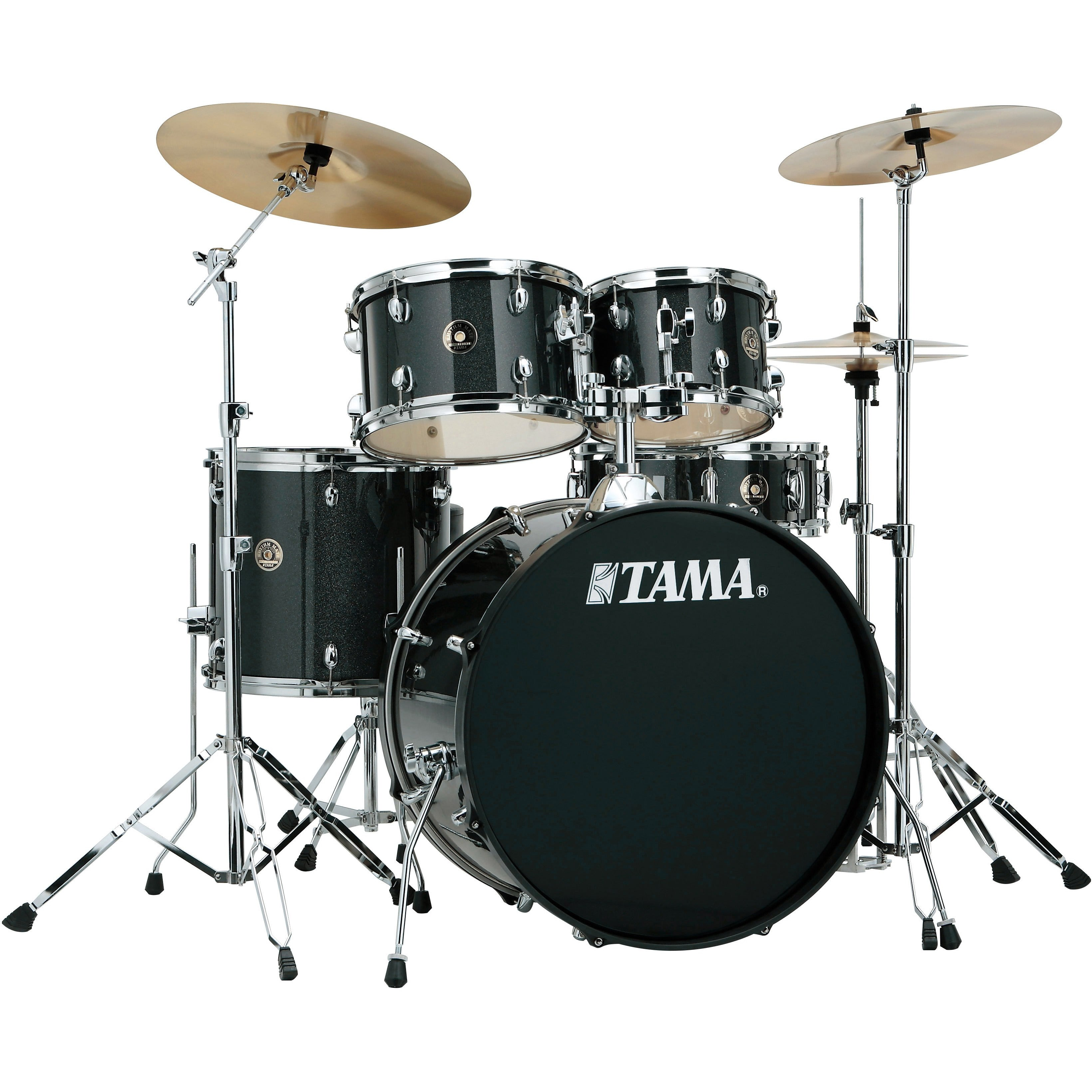 TAMA RHYTHM MATE DRUM KIT Charcoal Mist