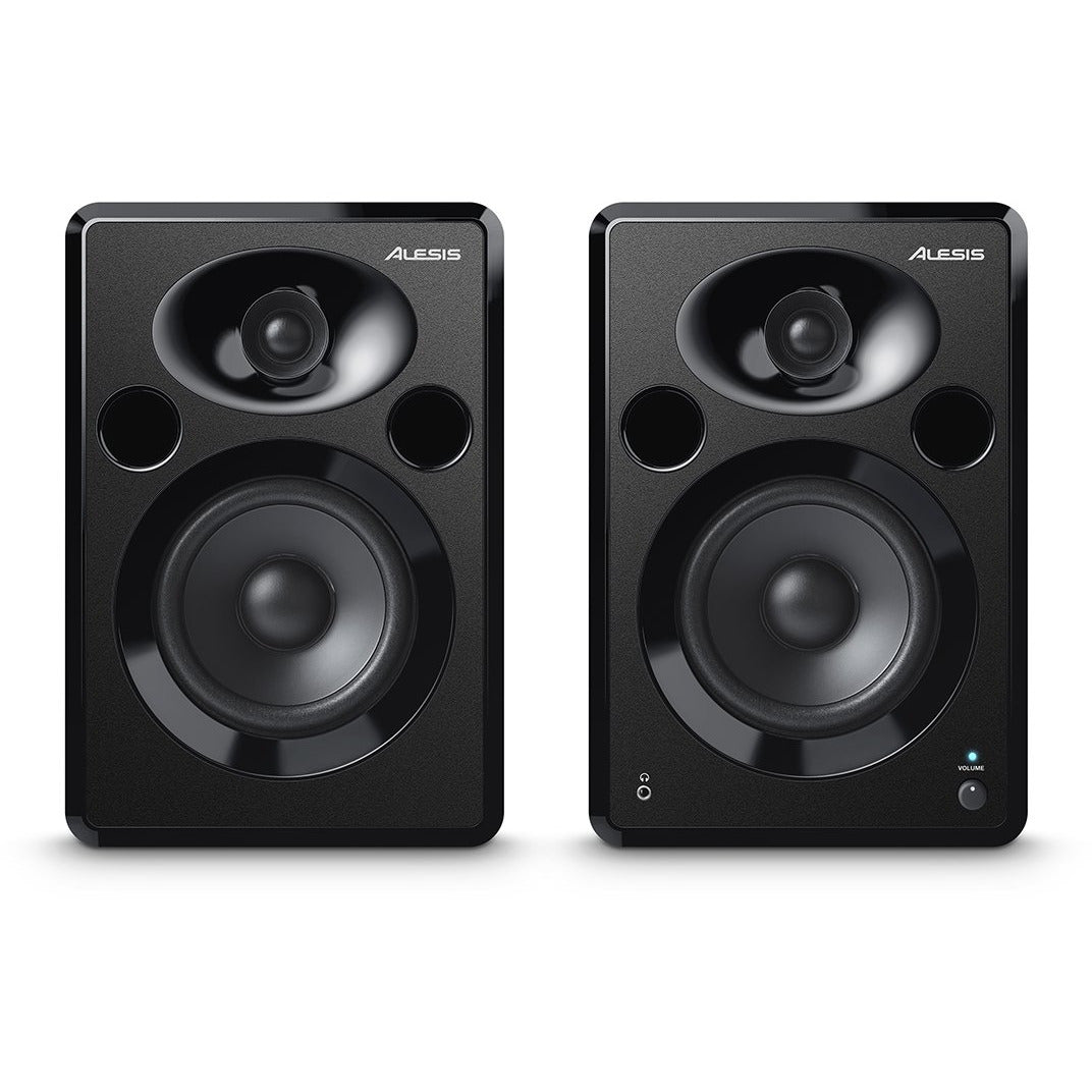 "Alesis Elevate 5 MKII 5"" Active Studio Monitors, boxed in pairs"