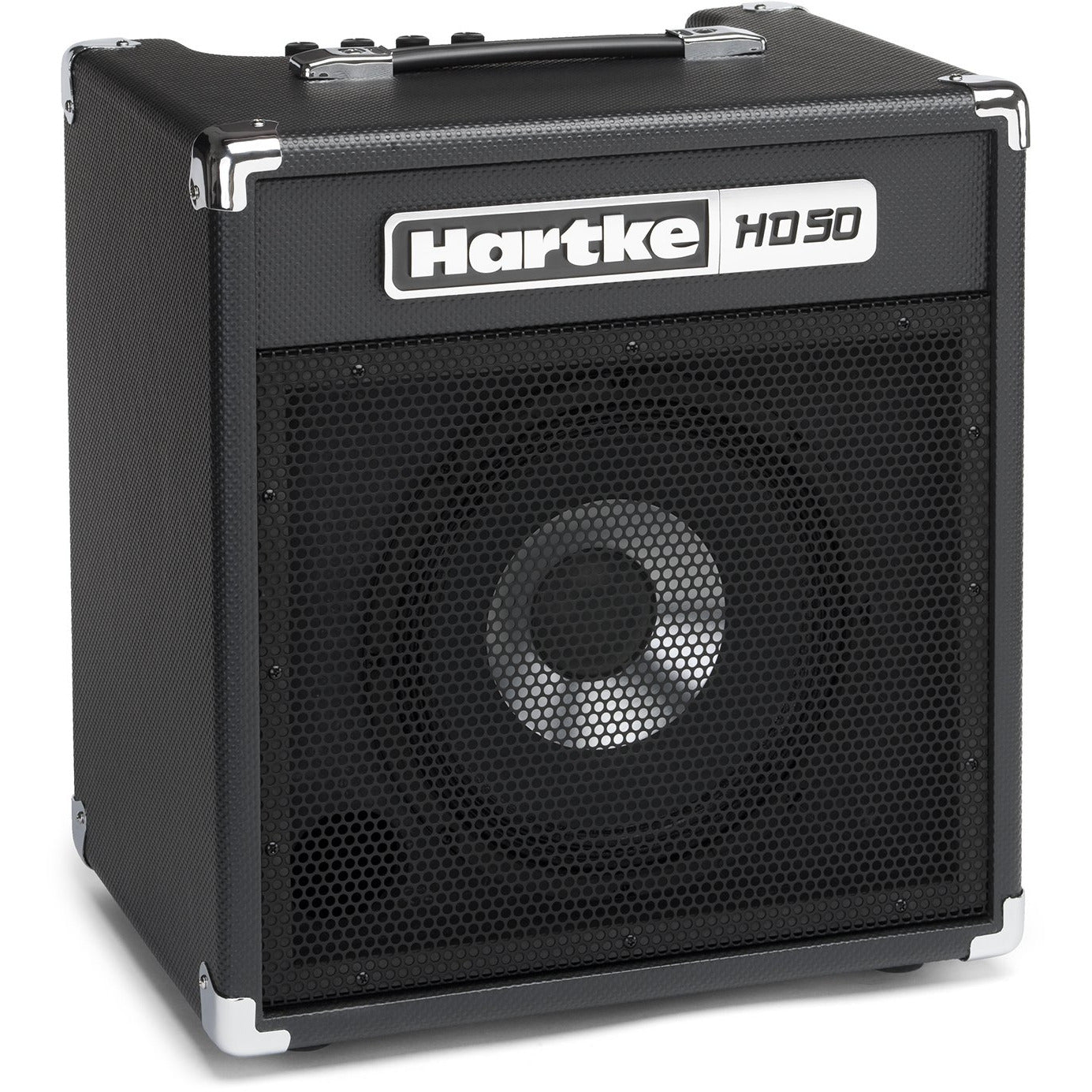 "Hartke  HD50 50 watts,10"" HyDrive paper and aluminum cone driver"