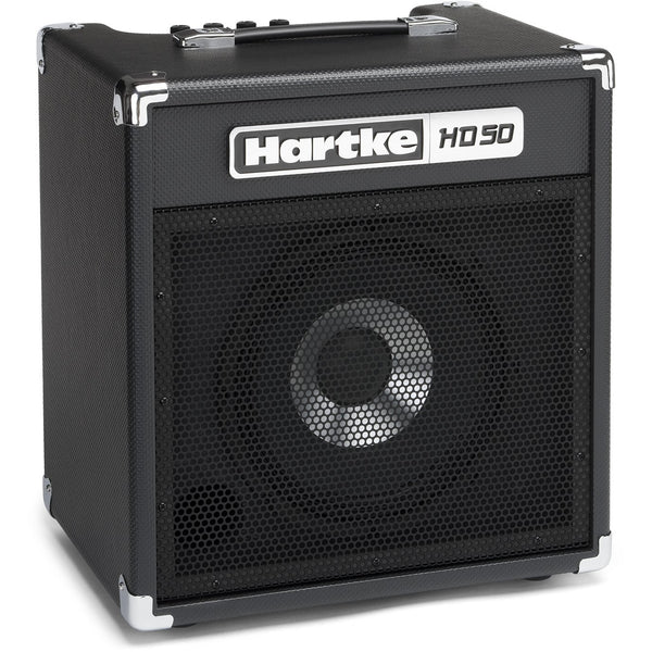Hartke HD50 50 watts,10  HyDrive paper and aluminum cone driver (4173629423683)