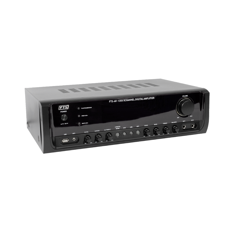FTS Home Stereo Amplifier - fastrak-sa