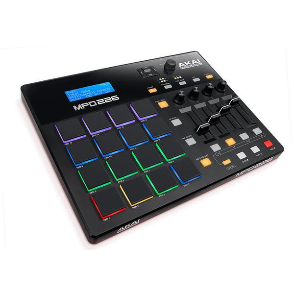 Akai-MPD 226 USB Pad Controller with RGB (4489273114691)
