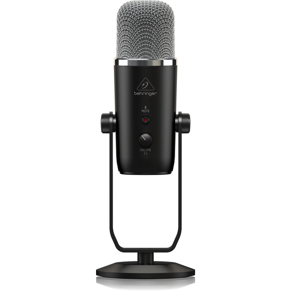 Behringer BIGFOOT All-in-one USB Studio Condenser Microphone,fastrak-sa.