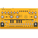 Behringer TD-3-AM Analog Bass Line Synthesizer (Yellow)