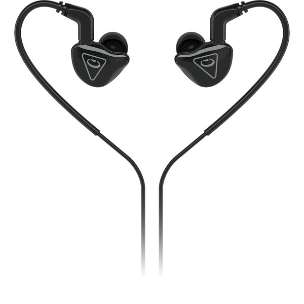 Behringer MO240 Monitoring Earphones with Dual Hybrid Drivers,fastrak-sa.