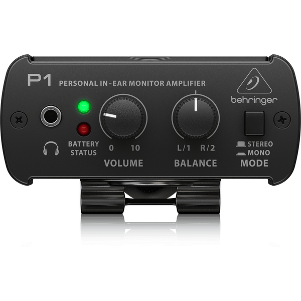 Behringer P1 Personal In-Ear Monitor Amplifier,fastrak-sa.