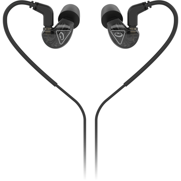 Behringer SD251-CK Monitoring Earphones (Black),fastrak-sa.