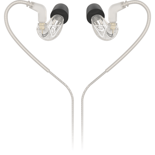 Behringer IMC251-CL Premium Shielded Cable for In-Ear Monitors,fastrak-sa.