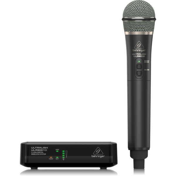 Behringer ULM300MIC 2.4 GHz Digital Wireless System,fastrak-sa.
