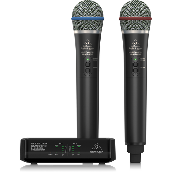 Behringer ULM302MIC 2.4 GHz Digital Wireless System,fastrak-sa.