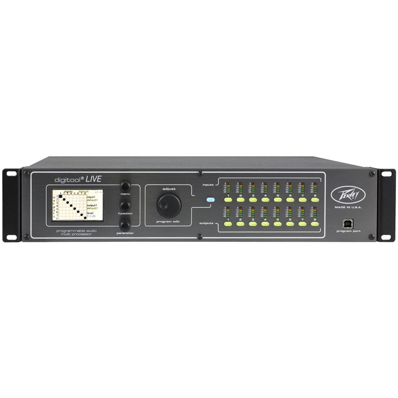 Peavey DIGITOOL LIVE Speaker management system