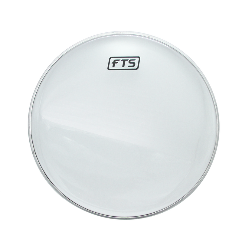 "FTS 13"" Clear Drum Head - fastrak-sa (2099008962627)"