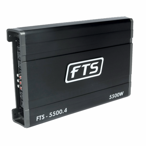 FTS 4 Channel Amplifire - fastrak-sa