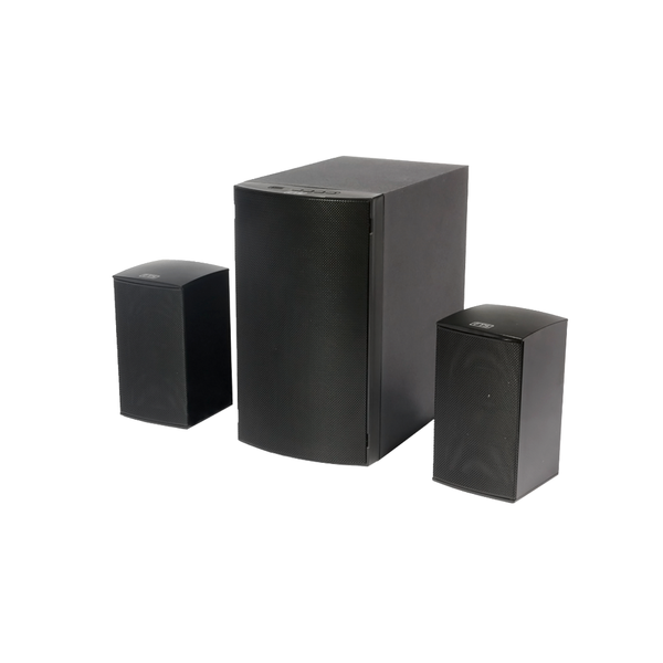 FTS 2.1 Channel Multimedia Speaker System - fastrak-sa
