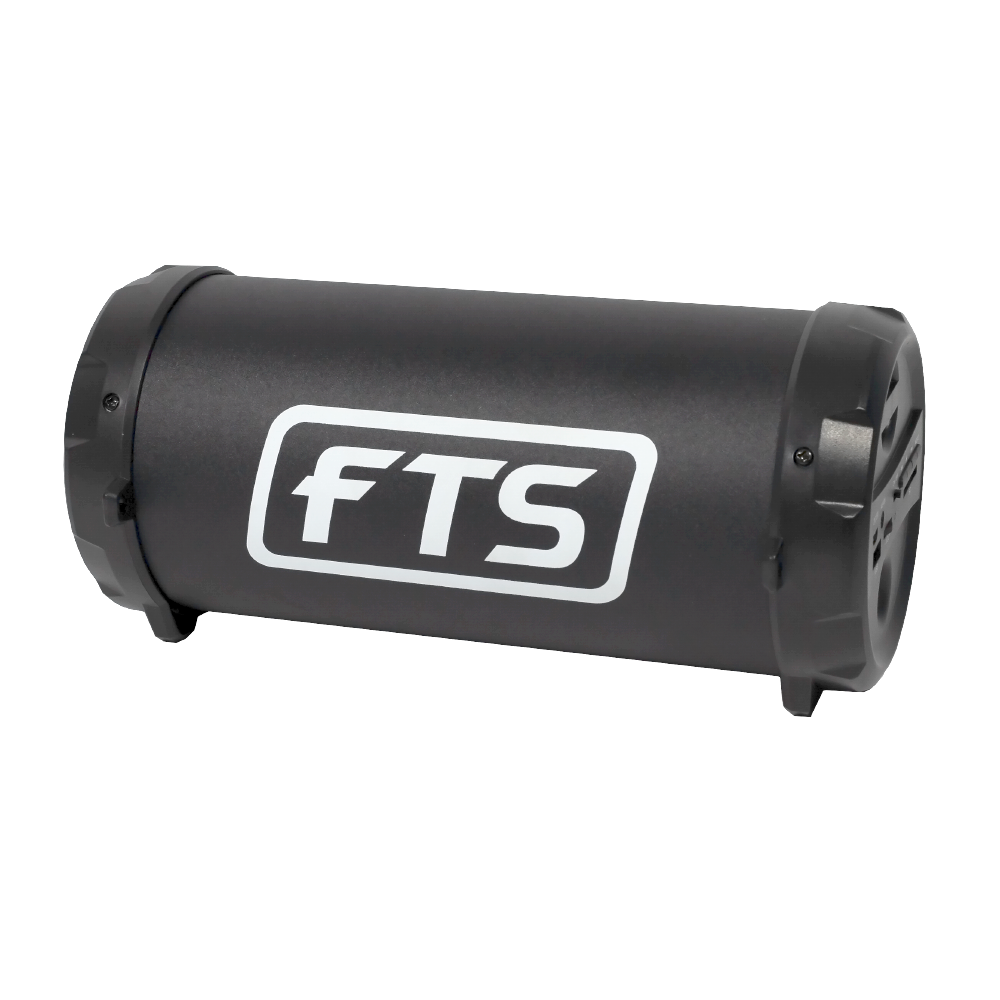 "FTS BS111C 3"" Bluetooth Barrel Speaker"