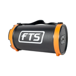 "FTS 4"" Barrel Bluetooth Speaker Black"