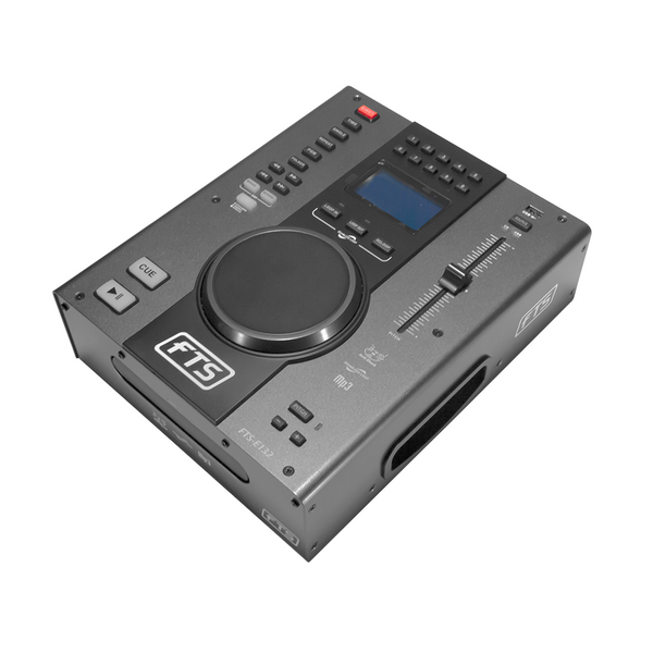 FTS-E132 Single Cd Player With USB (4503000809539)