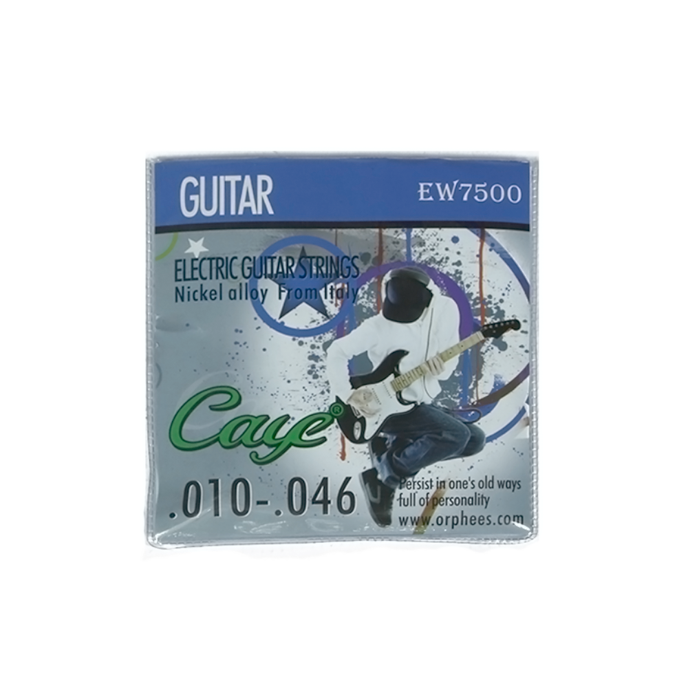 FTS Caye Electric Guitar Strings