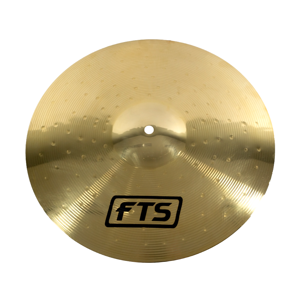 "FTS 16"" TF Brass Crash Cymbal - fastrak-sa"