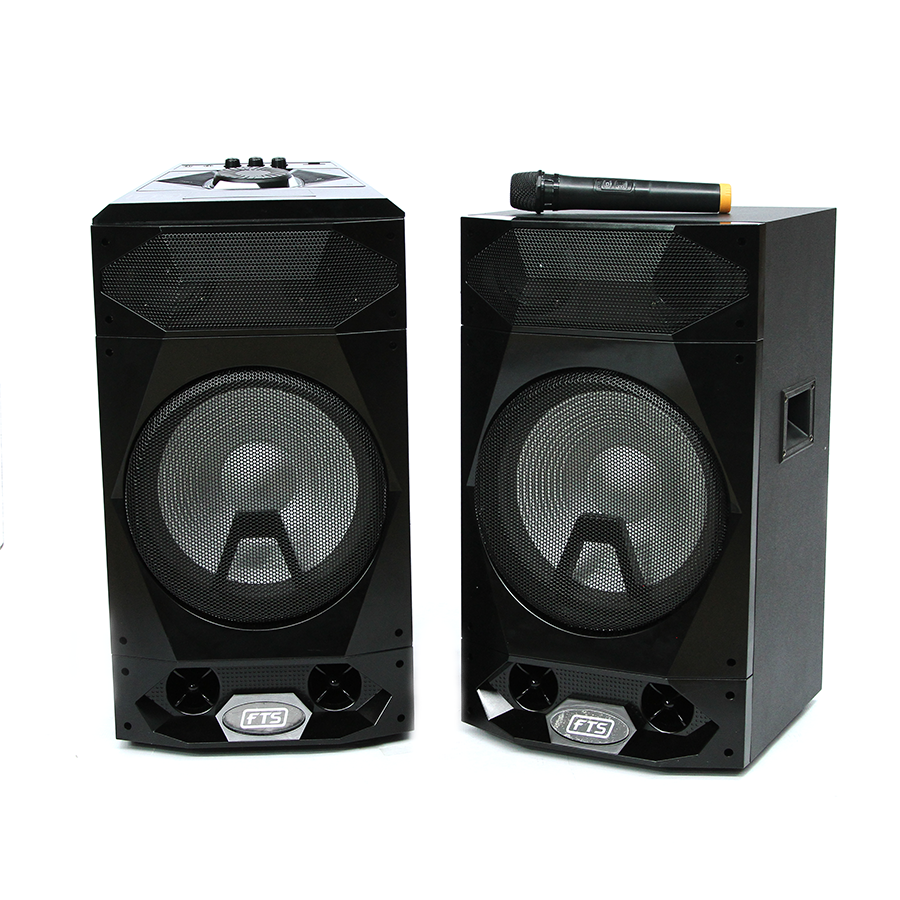 "FTS 12"" Multimedia Speakers - fastrak-sa"