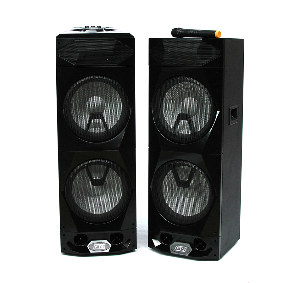 "FTS 12""*2 Multimedia Speakers - fastrak-sa"