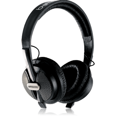 Behringer HPS5000 Studio Headphones Closed-Type High-Performance (4519896252483)