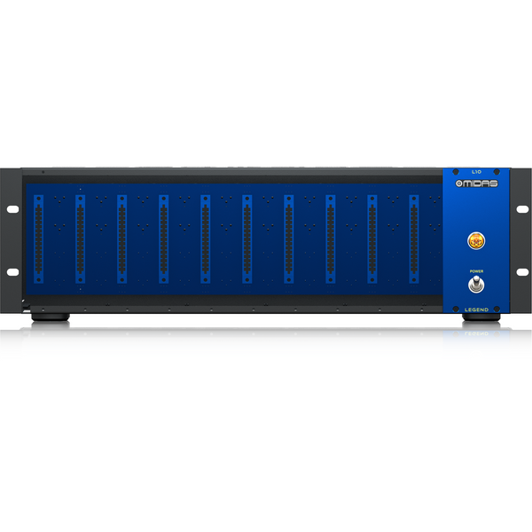 Midas L10 500 Series Rackmount Chassis