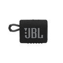 JBL GO3 BlueTooth Speaker (BLACK)