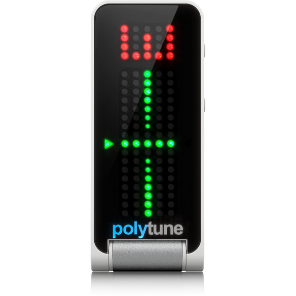 TC Electronic POLYTUNE CLIP Clip-On Tuner