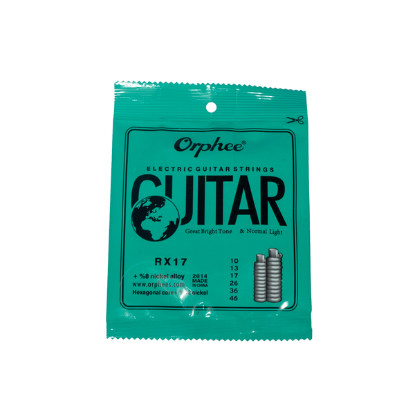 Orphee Electric Guitar Strings - fastrak-sa (2026947182659)