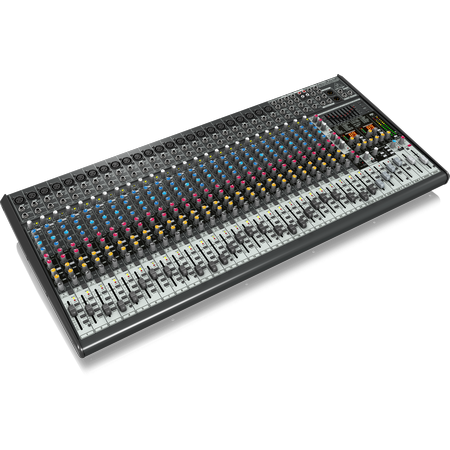 Behringer SX3242FX 32-Input 4-Bus Studio/Live Mixer Wth XENYX Mic Preamplifiers, British EQs and (4519895892035)