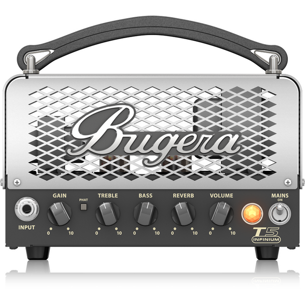 Bugera T5 INFINIUM 5-Watt Tube Amplifier Head