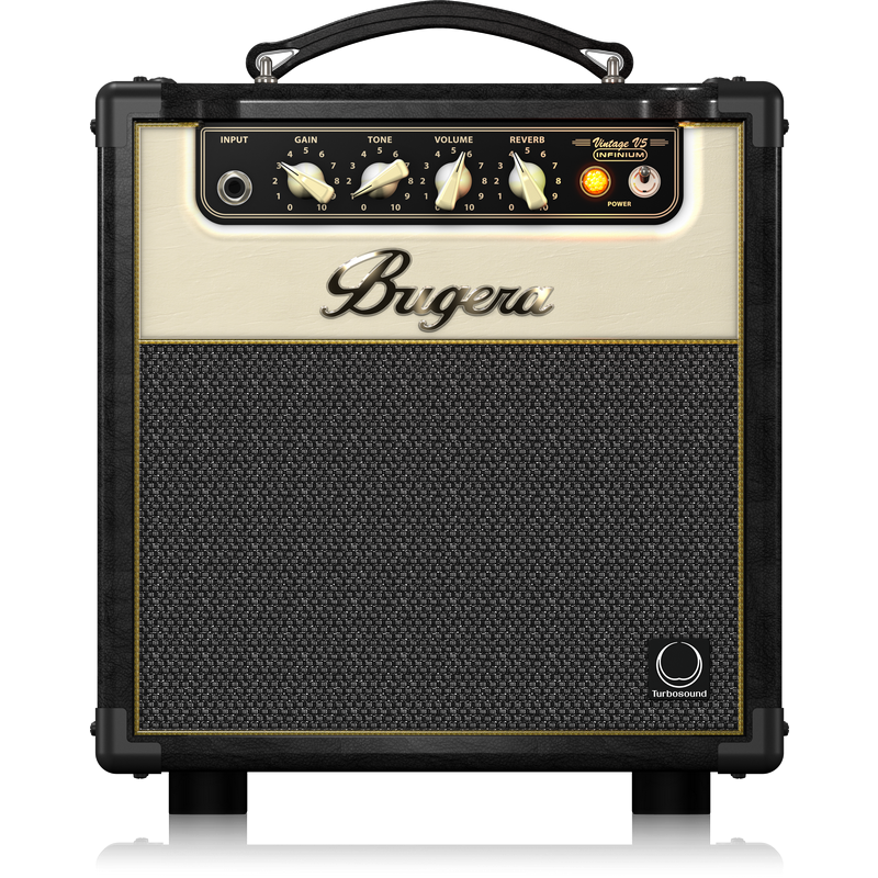 Bugera V5 INFINIUM 5-Watt Class-A Tube Amplifier