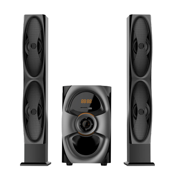 FTS Makoya 2.1 Channel Tall Boy Speakers,fastrak-sa.